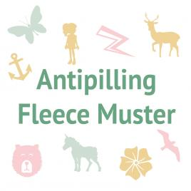 Antipilling Fleece Muster