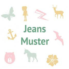 Jeans Muster