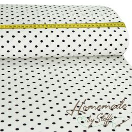Jersey Middle Dots Creme