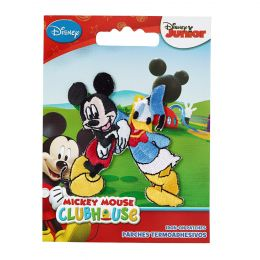 "Prym Applikation ""Mickey Mouse & Donald Duck"" Freunde"