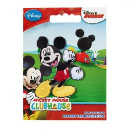 "Prym Applikation ""Jubelnde Mickey Mouse"""