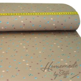 Jersey Starcollection auf Taupe