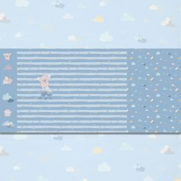 Jersey Panel Fly With Me Digital 64,5 cm SALE