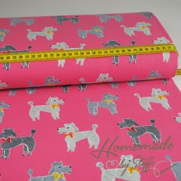 Jersey Little Darling Pudel Pink