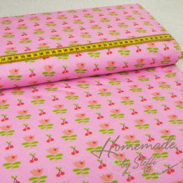Jersey SWAFING Tulpe & Kirsche Rosa SALE
