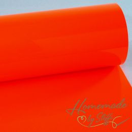 Flexfolie Poli-Flex Premium NEON Orange