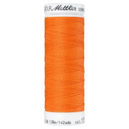 Seraflex - elastisches Nähgarn 130 m Orange